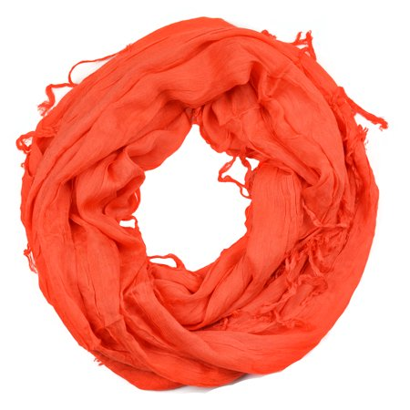 Sassy Scarves Women's Stylish Pattern Design Infinity Loop - Loopy Scarf Pattern