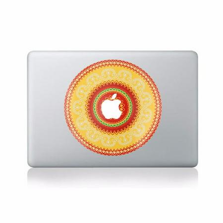 Lovely Flower Laptop Decal Sticker Vinyl Skin for Macbook 11'' 12'' 13'' 15'' 17''  - image 5 de 5