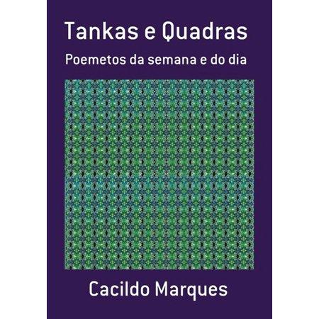Tankas E Quadras - eBook