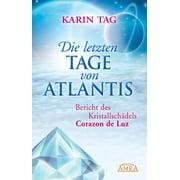 Die letzten Tage von Atlantis - eBook