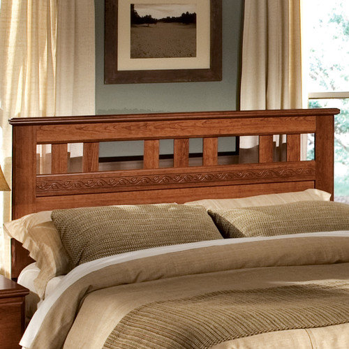 Standard Furniture Orchard Park Wood Headboard