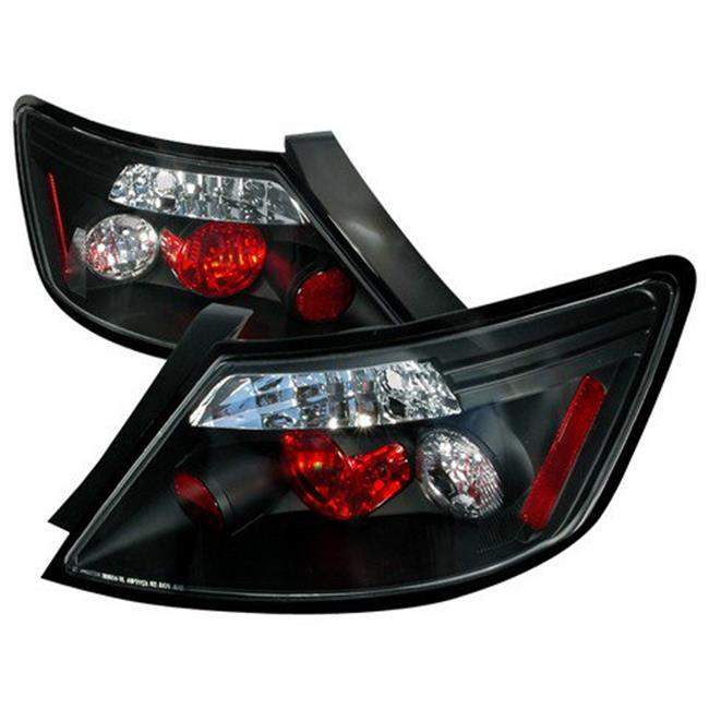 Altezza Tail Light for 06 to 08 Honda Civic, Black - 15 x 20 x 30 in. - image 1 of 1