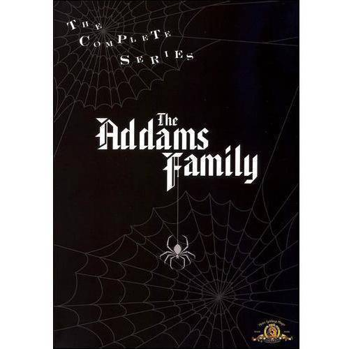 Addams Family: The Complete Series (Velvet-Touch Packaging)