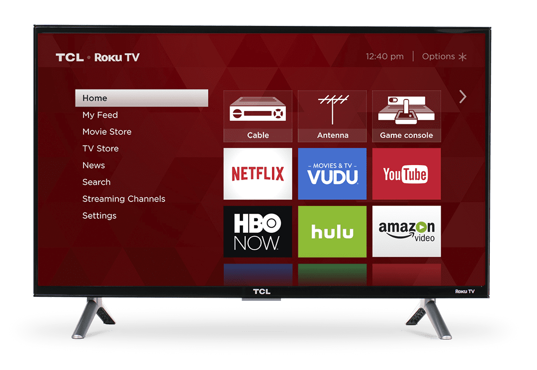 TCL 28S305 28-Inch 720p Roku Smart LED TV 2017 Model