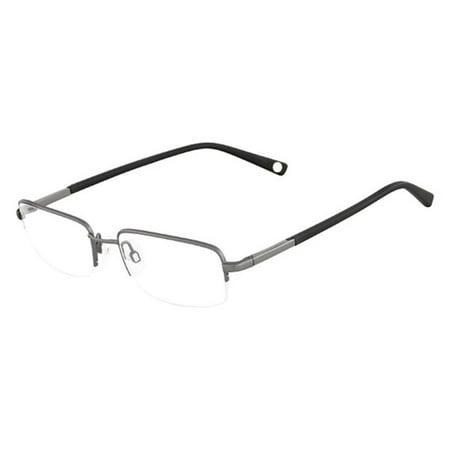 3072a4189a2 Eyeglasses FLEXON KINETIC 033 SATIN DARK GUNMETAL - Walmart.com
