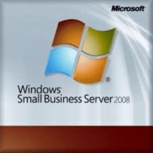 Microsoft Windows Small Business Server Premium 2008 20 Client - image 1 de 1