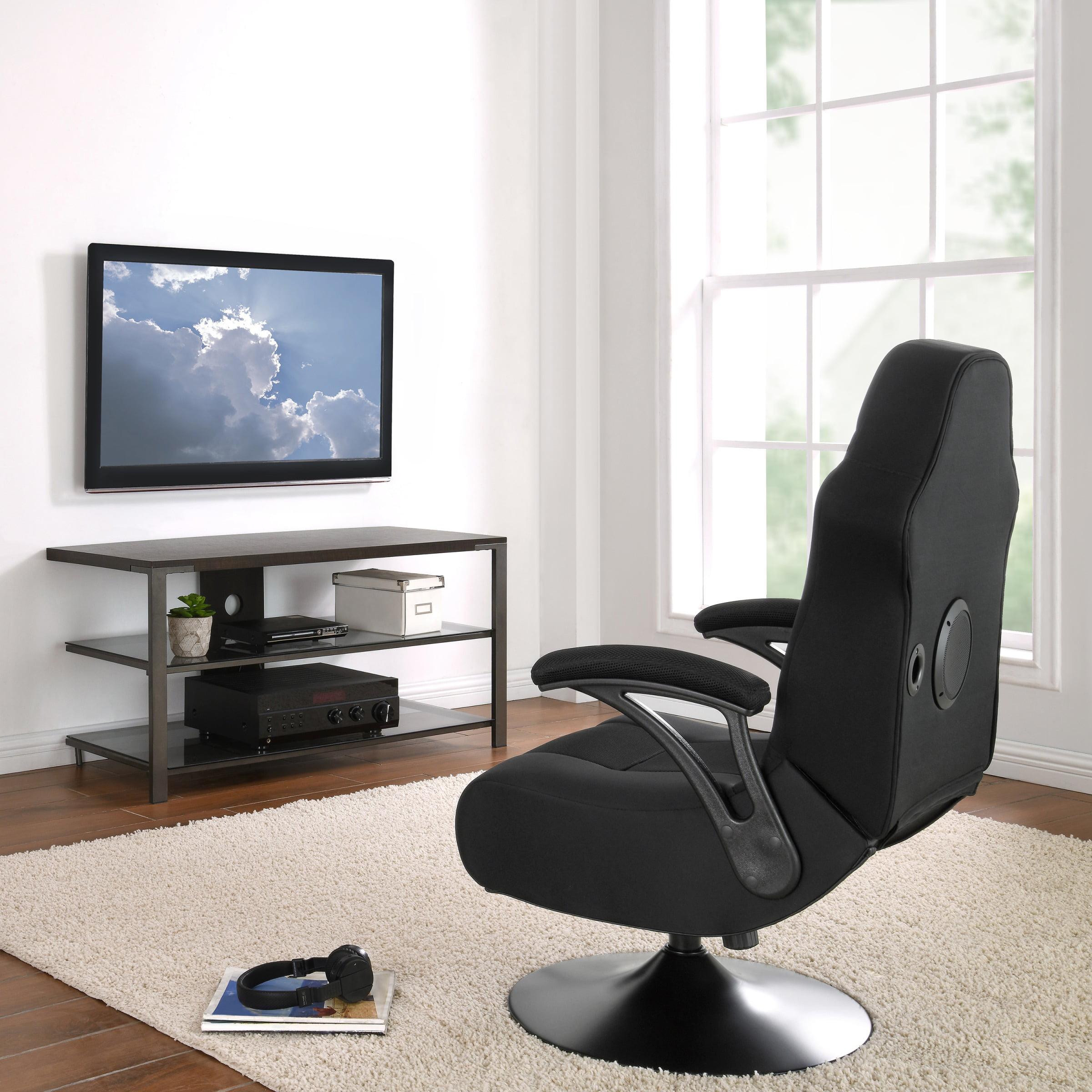 Pleasing X Rocker X Pro 300 Black Pedestal Gaming Chair Rocker With Ibusinesslaw Wood Chair Design Ideas Ibusinesslaworg