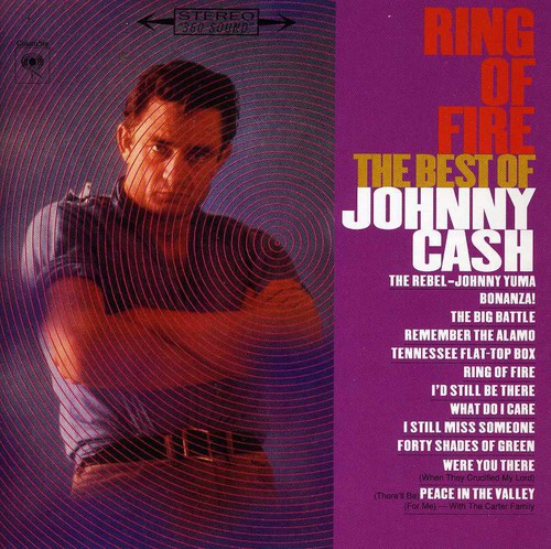 Johnny Cash - Ring of Fire-Best of [CD]