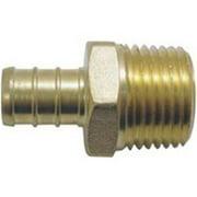 Conbraco Adapter Pex Male 3/4In Brass APXMA3450PK