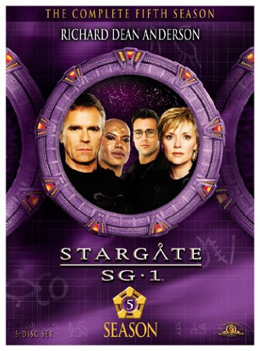 Stargate SG-1: The Complete Season 05 by METRO-GOLDWYN-MAYER INC