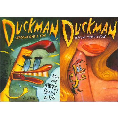 Duckman: The Complete Series (Full Frame)