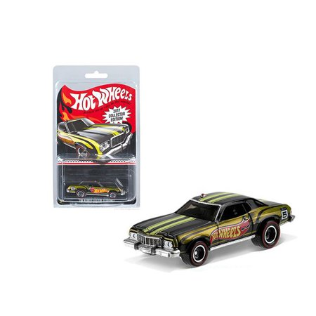 HOT WHEELS 1:64 K-MART COLLECTOR'S EDITION 1976 FORD GRAN TORINO