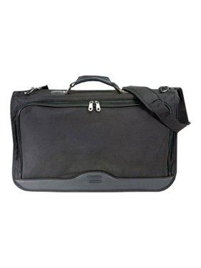 US Traveler Tri-Fold Carry On Garment Bag Black OSFA