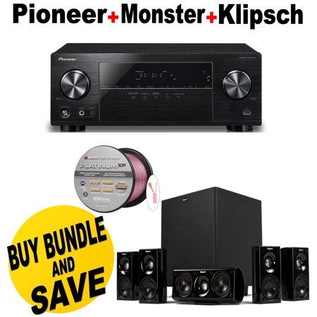 Pioneer 5 1 Channel Network Av Receiver Audio Amp Video