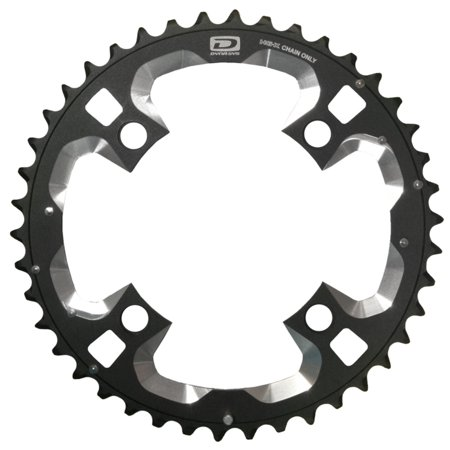Shimano XT M770 42t 104mm 10spd Outer Chainring