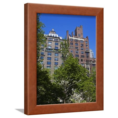 Apartments in Gramercy Park, Midtown Manhattan, New York City, New York, USA Framed Print Wall Art By Richard (Apartments In New York City Manhattan For Sale)
