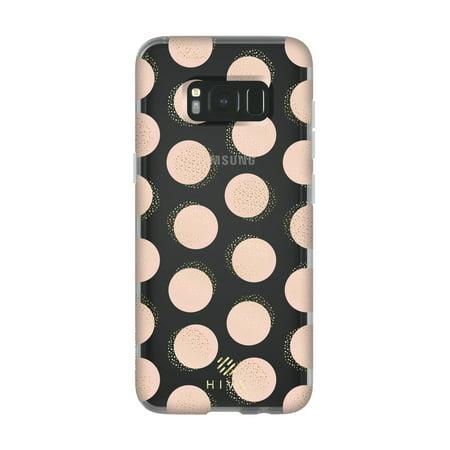 0028c9d5487f HIVE by Incipio Fashion Gel Case for Samsung Galaxy S8 - Dots - Walmart.com
