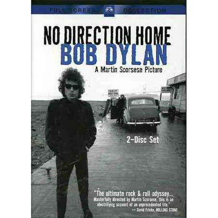 No Direction Home [2 Discs] [Full Screen] [Documentary] (DVD) (Juicing Documentary)