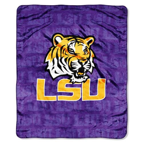 Northwest Co. NCAA Micro Raschel Throw Blanket