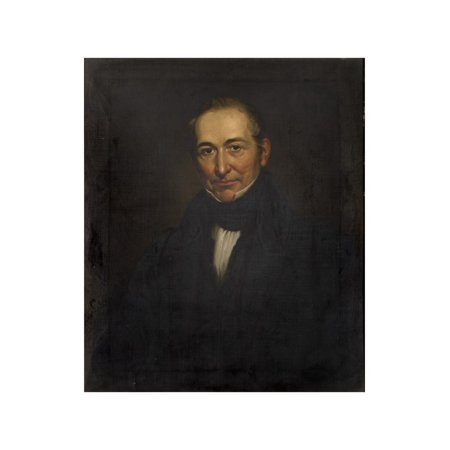 Portrait of William Armstrong Print Wall Art