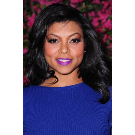 Taraji P Henson At Arrivals For 8Th Annual Chanel Tribeca Film Festival Artist Dinner Canvas Art - (16 x 20)