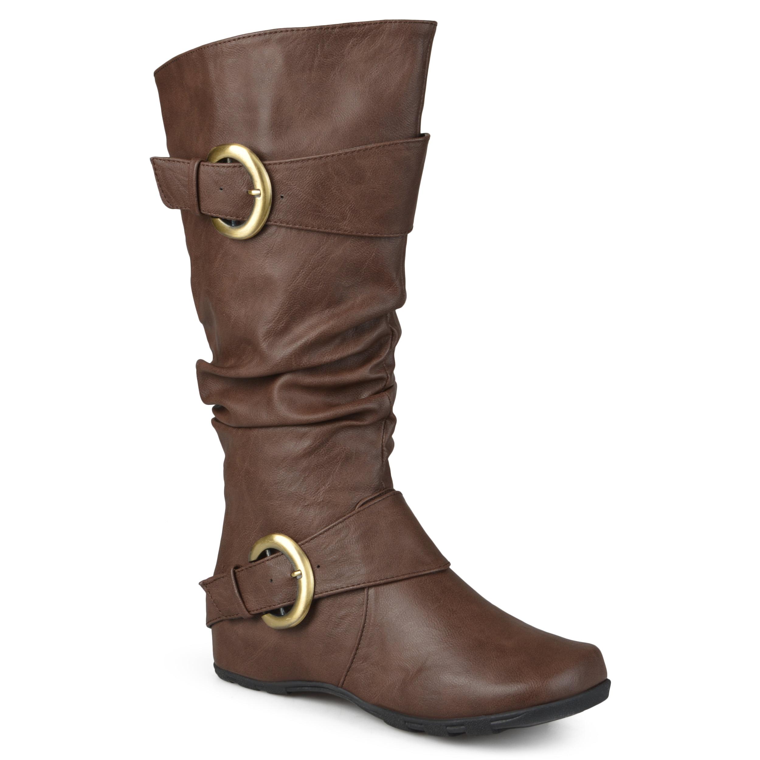 Womens Wide-calf Boots - Walmart.com