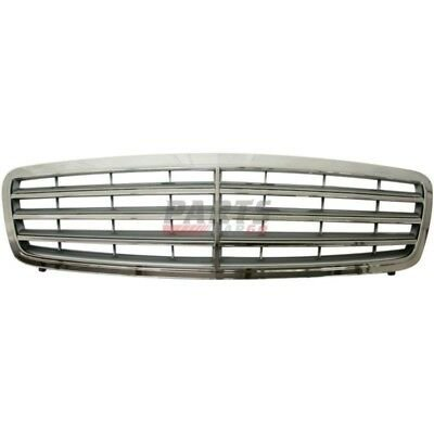 New Grille Assembly Front Fits 2002-2007 Mercedes-Benz C230 MB1200133