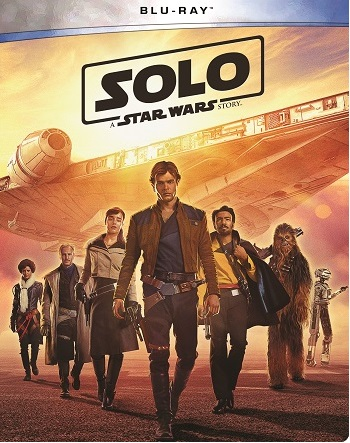 Solo: A Star Wars Story (Walmart Exclusive) (Blu-Ray) by