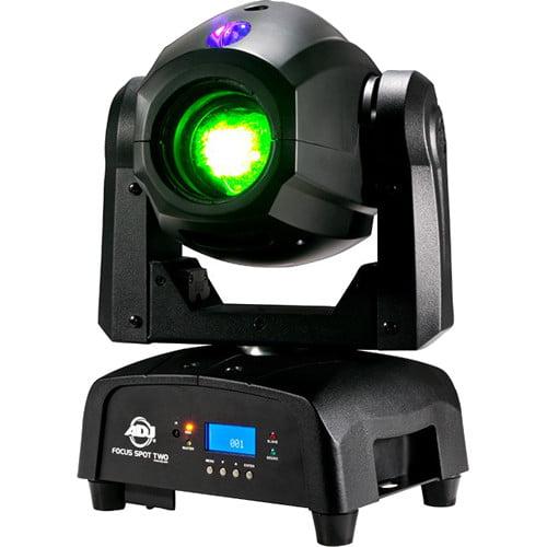 American Dj FOCUS SPOT Two NEW Rotating LED Head