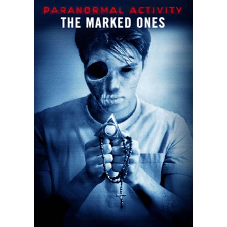 Paranormal Activity: The Marked Ones (DVD)](The Latest Paranormal Activity)