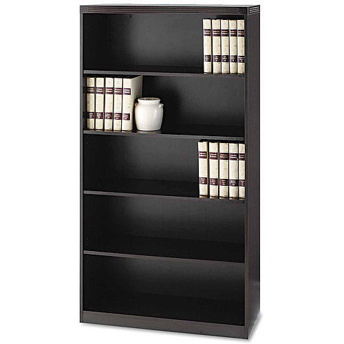Mayline Aberdeen Series 5-Shelf Bookcase