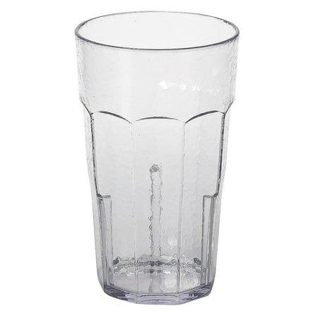 Cambro Laguna 22 oz. Plastic Tumbler, Clear (LT22152) Category: Plastic Cups](Plastic Tumbler Cups)