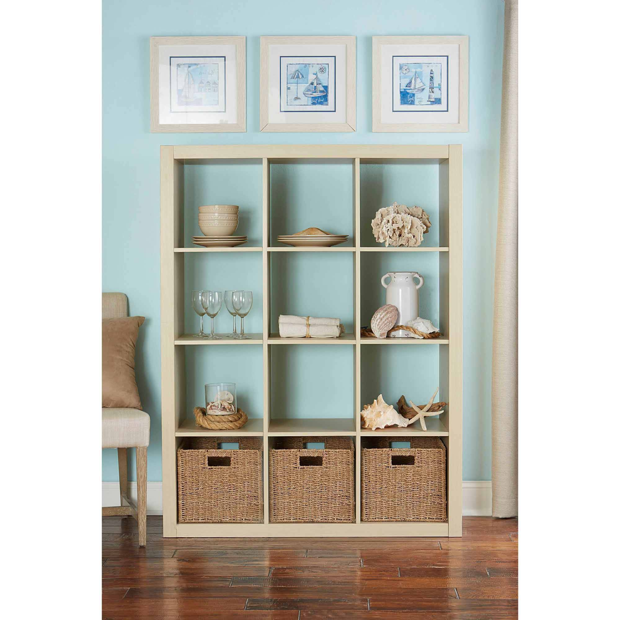 Better Homes And Gardens 12 Cube Organizer, Multiple Colors   Walmart.com