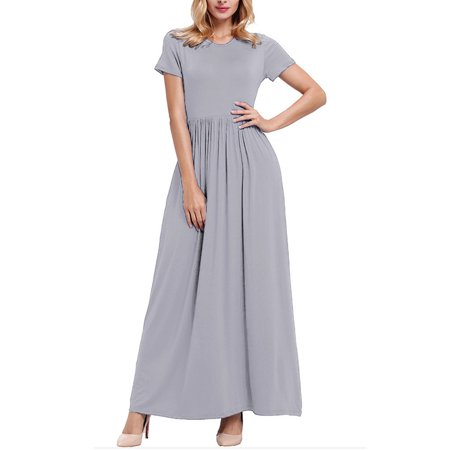 Long Maxi Dress Casual Plus Size Fashion shirt Dresses online Baggy for
