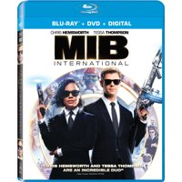 Men in Black: International (Blu-ray + DVD + Digital Copy)
