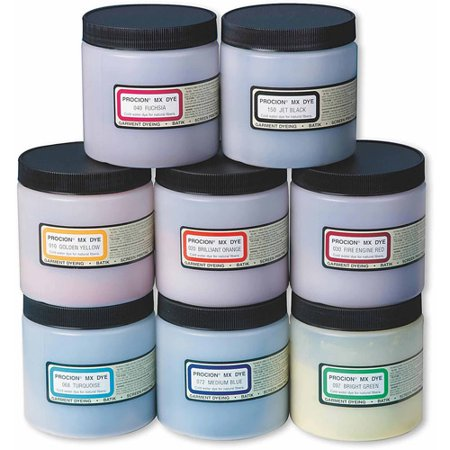 Procion Cold Water Dye 8-Ounce Singles,