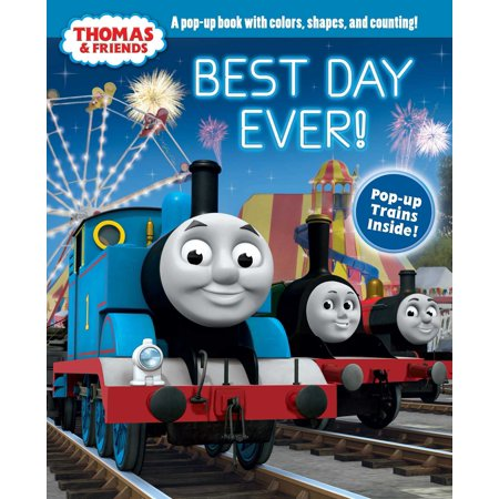 Thomas & Friends: Best Day Ever! (Hardcover) (Best Day Ever Miami)