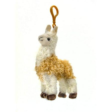 Baby Plush Keychain - B-THERE Llama Stuffed Animal Plush Keychain