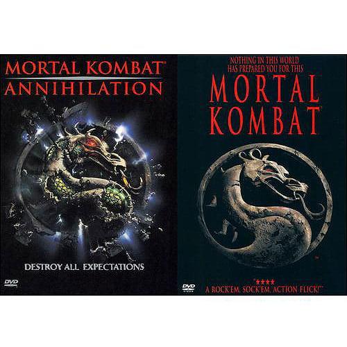 Mortal Kombat / Mortal Kombat 2: Annihilation (Widescreen)