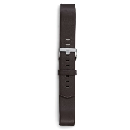 Blackweb Leather Band For Fitbit Charge 2