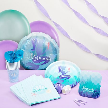 Mermaids Under the Sea Deluxe Party Kit