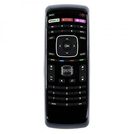 Vizio 0980 0306 1020 Remote Control Tv Remote Control With App Buttons Amazon Instant Video  Netflix  M Go   Wide Button