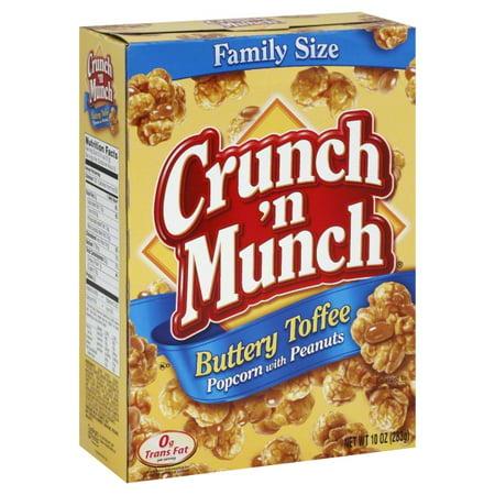 ConAgra Foods Crunch N Munch  Popcorn, 10 oz