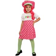 Girl's American Greetings Strawberry Shortcake Costume