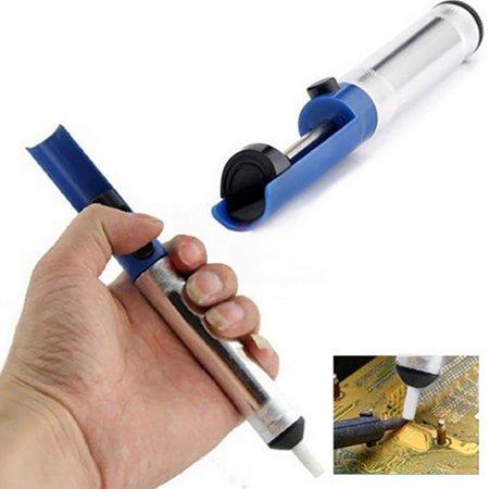 - Solder Sucker Desoldering Pump Tool Removal Vacuum Soldering Iron Desolder