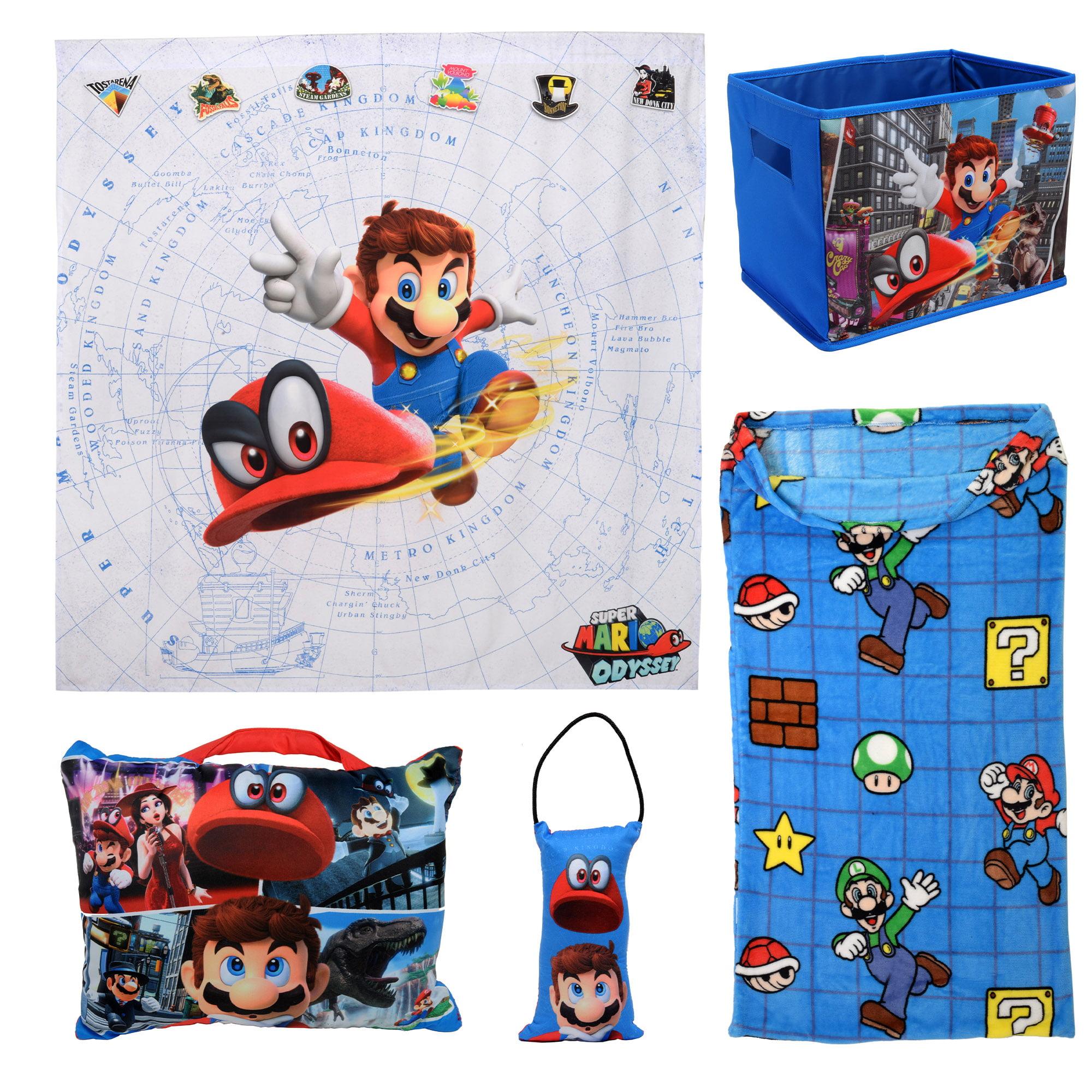 SUPER Mario CIOCCOLATO WRAPPERS x16