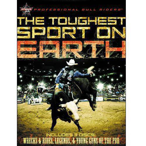Professional Bull Riders: The Toughest Sport On Earth (Full Frame)
