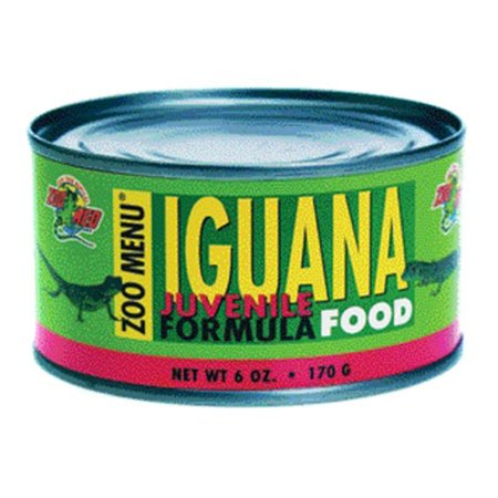 Zoo Med Iguana Food Canned