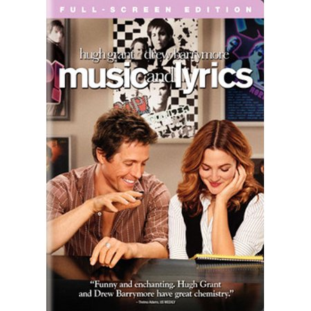 Music and Lyrics (DVD) - Halloween Music Lyrics
