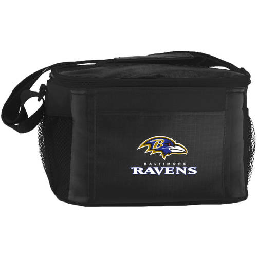 Baltimore Ravens 6-Pack Cooler Bag